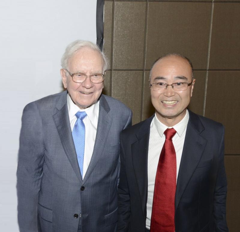 今年巴菲特股东大会最大亮点中国经济前景和最新投资建议